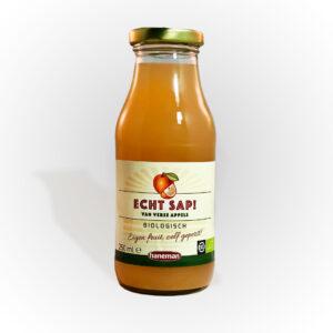 Echt Sap! Van Verse Appels. (250 Ml)